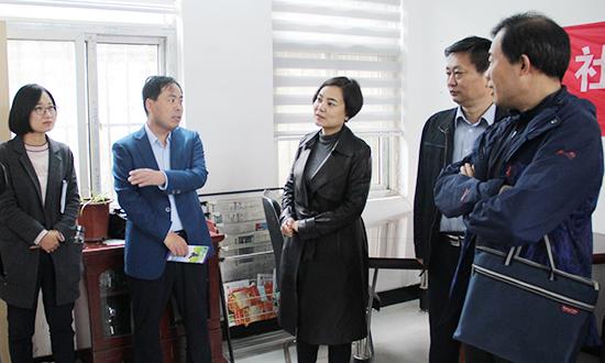 省禁毒委来我县督导调研禁毒工作 中国财经新闻网 www.prcfe.com