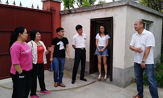 省疫控中心专家组到我县河南绿源肉羊成长有限公司监视、观测并指导事变 中国财经消息网