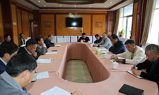 舞阳县开展人大专题视察促审计整改活动 中国财经新闻网 www.prcfe.com