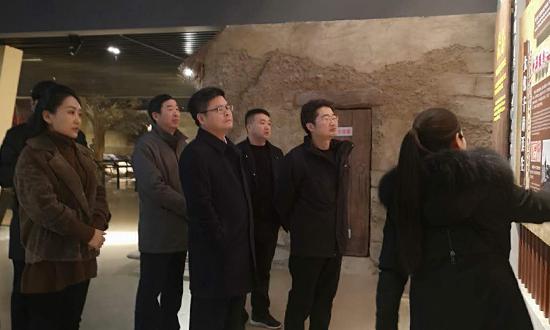 李亦博带队考察生态水系建设和乡村振兴工作 中国财经新闻网 www.prcfe.com