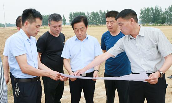 張書民調研扶貧產業園區建設工作 中國財經新聞網 www.nabcpj.tw