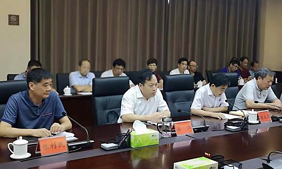 我县召开医疗保障工作推进会 中国财经新闻网 www.prcfe.com