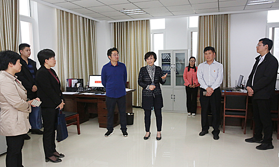 省委第八巡回指导组来我县调研主题教育开展情况 分分时时彩 ofhm.cn